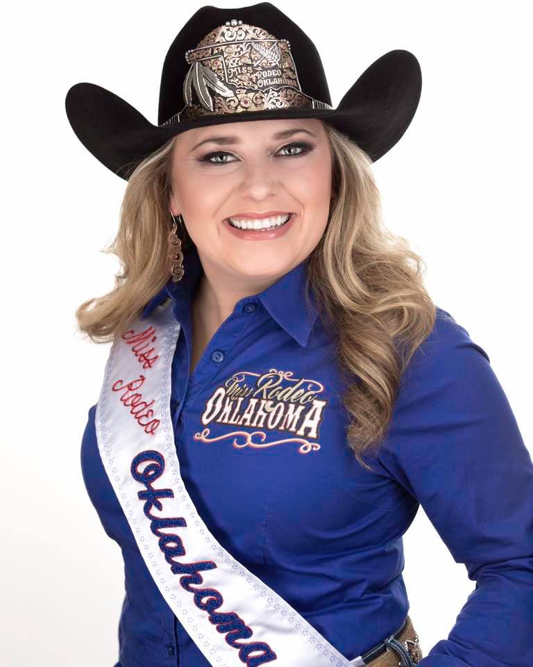 Miss Rodeo Oklahoma